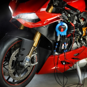 Texa motorfiets diagnose