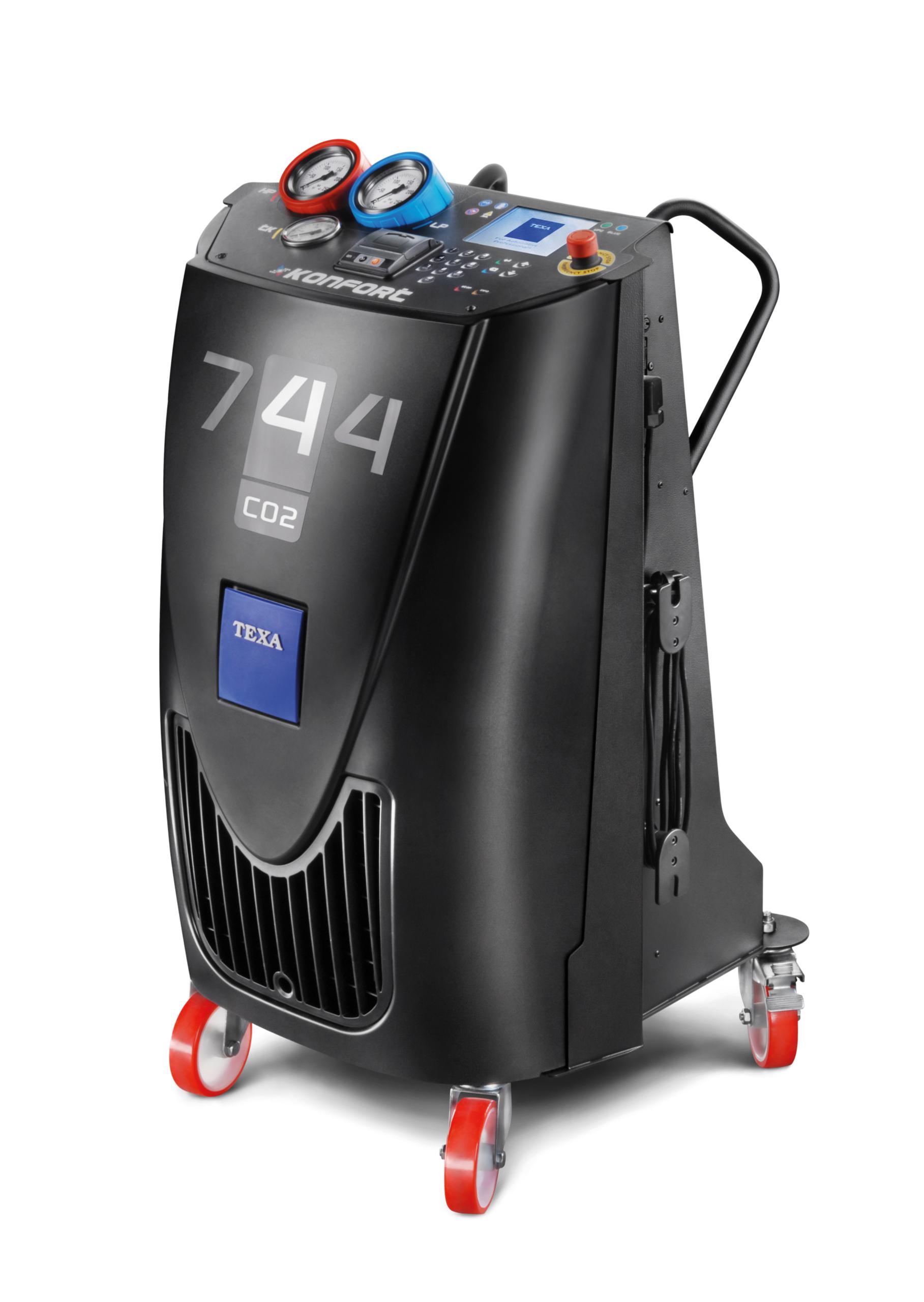 TEXA 744 CO2 airco