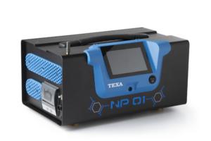 TEXA NP01 deeltjesteller